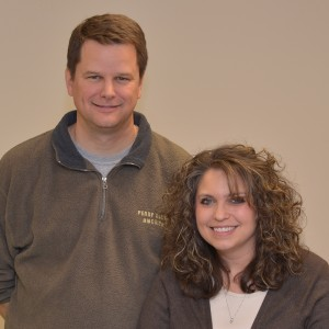 Adult Leader Eric and Kim Deweese