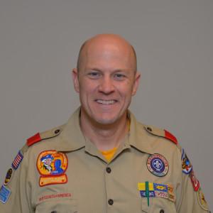 Adult Leader Ed Nydegger