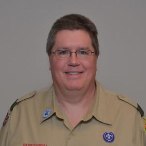 Adult Leader Gary Wallberg