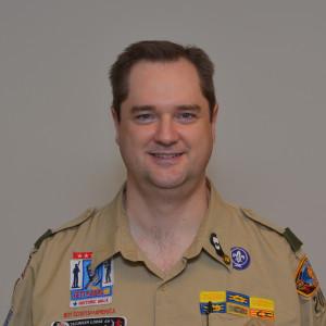 Adult Leader Greg Jamison