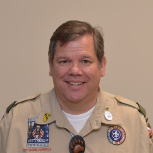 Adult Leader Ron Roman