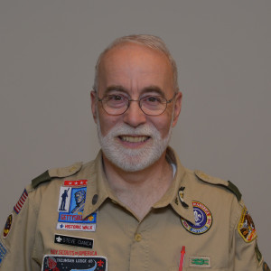 Adult Leader Steve Cianca