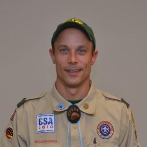 Adult Leader Tim Domer
